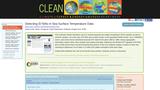 Detecting El Nino in Sea Surface Temperature Data