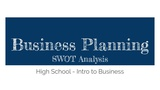 Business Planning - SWOT Analysis