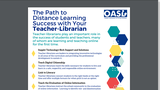 The Path to Distance Learning Success with Your Teacher Librarian
