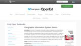 Geographic Information System Basics