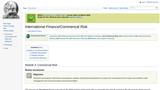 Module 3: Commercial Risk