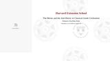 Harvard CLAS E-116: Lecture 19: Pollution of the Body Politic (video lecture)