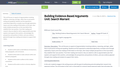 Building Evidence-Based Arguments Unit: Search Warrant