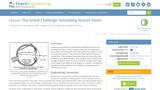 The Grand Challenge: Simulating Human Vision