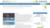 Biomimicry: Echolocation in Robotics