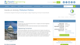 Pollution Politics