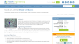 Blood Cell Basics