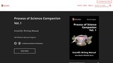 Process of Science Companion Vol. 1 – Scientific Writing Manual
