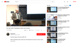 Yale CHEM 125: Lecture 26 -  Van't Hoff's Tetrahedral Carbon and Chirality (Video & Lecture Notes)