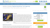 Engineering Derby: Tool Ingenuity