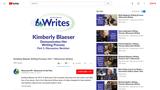 Kimberly Blaeser Writing Process, Part 1 (Wisconsin Writes)