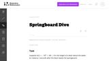 A-Rei Springboard Dive
