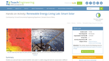 Renewable Energy Living Lab: Smart Solar