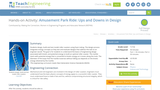 Amusement Park Ride: Ups and Downs in Design
