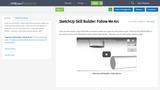 SketchUp Skill Builder: Follow Me Arc
