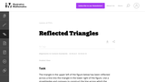 Reflected Triangles