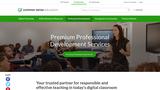 Common Sense Media Online Training for Digital Citizenship