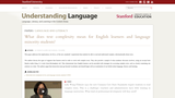 What Does Text Complexity Mean for English Learners and Language Minority Students?