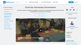 Circle Up: Community Conversations