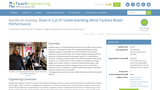 Does It Cut It? Understanding Wind Turbine Blade Performance