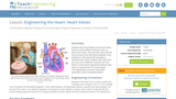 Engineering the Heart: Heart Valves