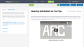 SketchUp Skill Builder: Arc Tool Tips