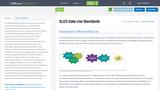 SLDS Data Use Standards