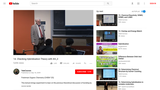 Yale CHEM 125: Lecture 14 - Checking Hybridization Theory with XH4 (Video & Lecture Notes)