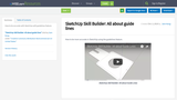 SketchUp Skill Builder: All about guide lines