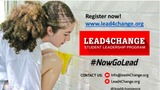 Now Go Lead, Student Leadership Lessons