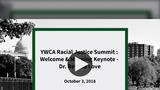 Dr. Bettina Love Keynotes at 2018 YWCA Racial Justice Summit