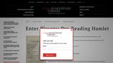 Enter Players: Pre-Reading Hamlet