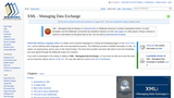 XML - Managing Data Exchange