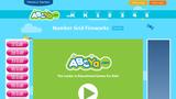 Number Grid Fireworks~ABCya.com