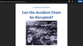 The Great Molasses Flood Inquiry Project