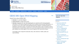 Open Web Mapping