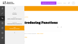 8.F  Introducing Functions