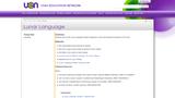 Lunar Language