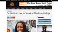 Dr. Bettina Love to Speak at Madison College