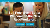 ReadWorks.org  The Solution to Reading Comprehension