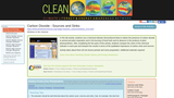 Carbon Dioxide - Sources and Sinks