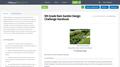 5th Grade Rain Garden Design Challenge Handouts