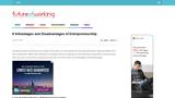 8 Advantages and Disadvantages of Entrepreneurship
