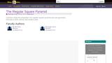 The Rectangular Square Pyramid
