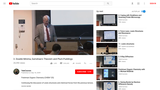 Yale CHEM 125: Lecture 3 -Double Minima, Earnshaw's Theorem and Plum-Puddings (Video & Lecture Notes)