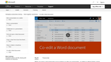 Co-edit a Word document with teammates