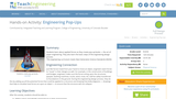 Engineering Pop-Ups