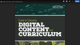 Digital Content Guide--Center for Digital Education