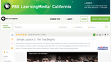 Simple Justice 3: The Trial Begins