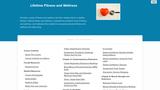 Lifetime Fitness and Wellness